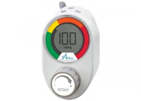 Regulador de succion digital