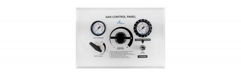 Panel de control CO2 _ N2